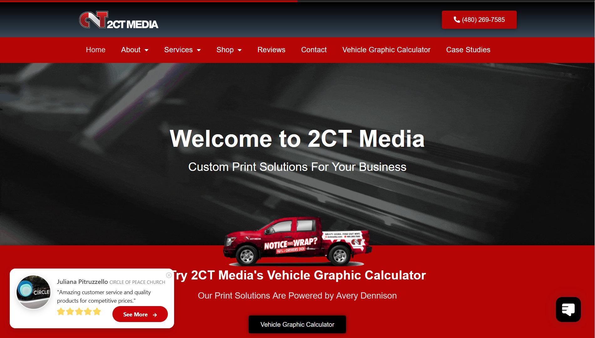 2CT Media in Mesa