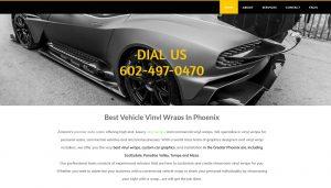 Phoenix Auto Wrap